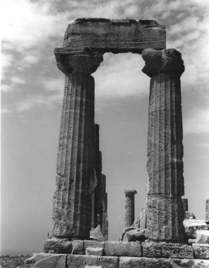 Greek Temple - Sicilia 1