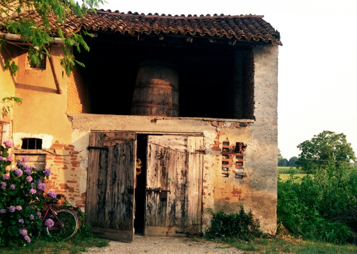 Old Farm Outbuilding rev